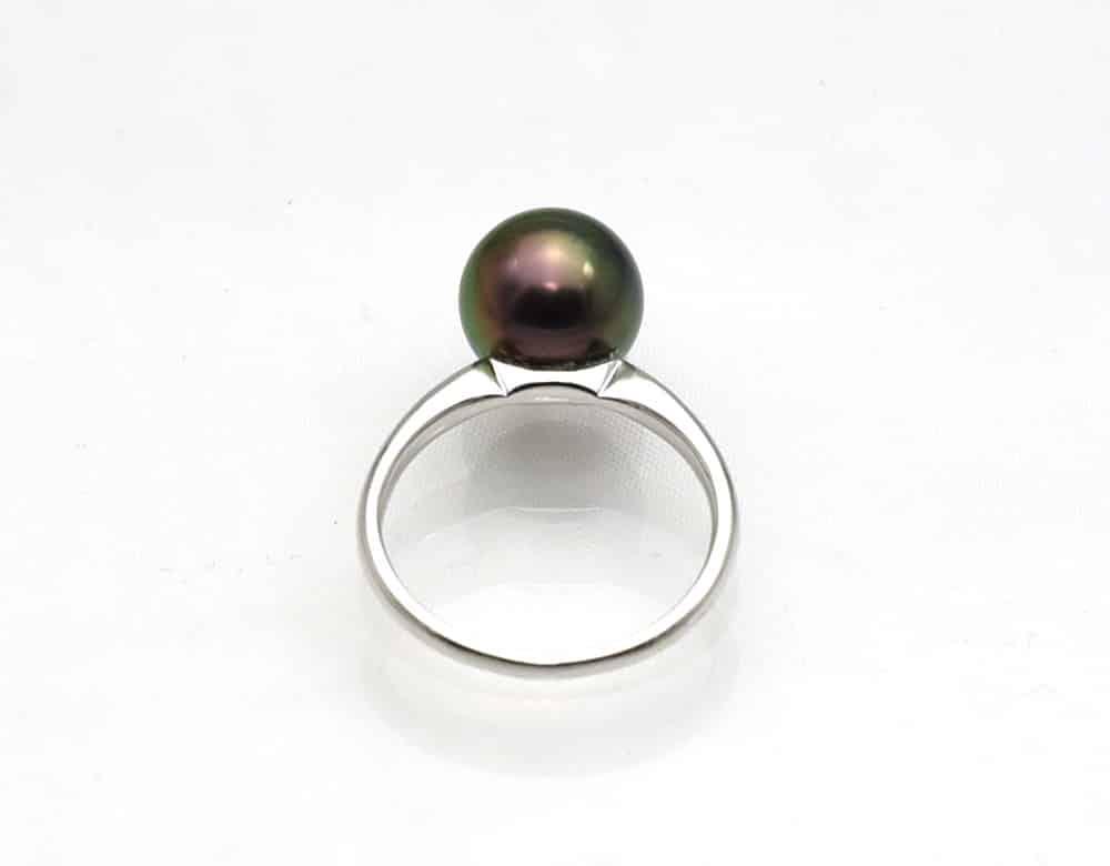 Tahitian Lunar Pearl Ring