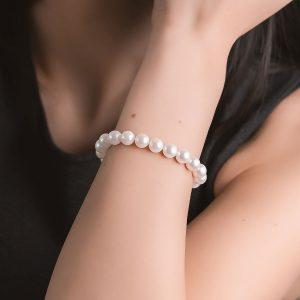 Japanese Akoya Pearl Bracelet AAA