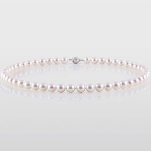 Japanese Akoya Pearl Necklace AAA