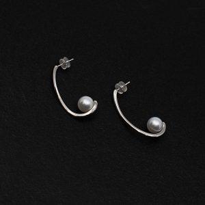 Japanese Akoya Pearl Earrings