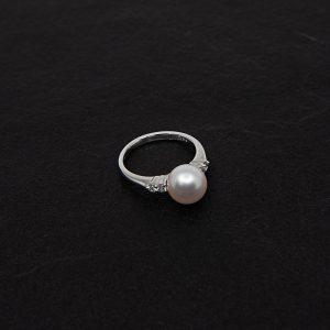 Japanese Akoya Pearl Ring